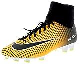 Nike Mercurial Victory VI DF FG Scarpe per allenamento calcio Uomo, Arancione (Laser Orange/Black/White/Volt), 42 EU(8.5 US)