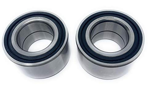 BossBearing Rear Wheel Bearing Kit for Polaris Ranger 570 4x4 2015 2016