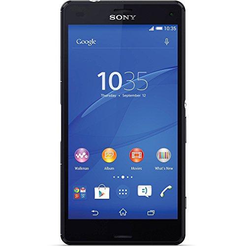Sony Xperia Z3 Compact Smartphone, 16 GB, Nero [Italia]-Nano Sim