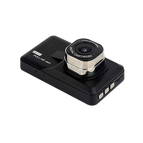 Weastion 3.0 inch screen Car Dash Cam Before and after Double recording...