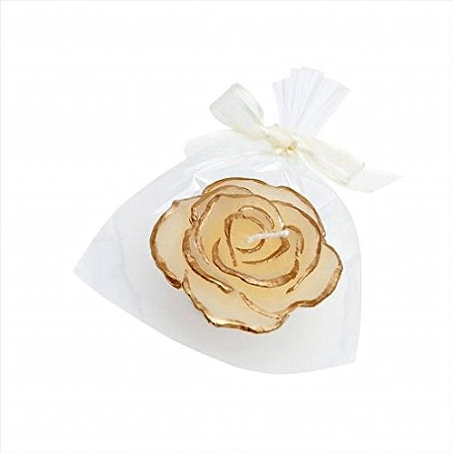 ブラインドフィット透過性kameyama candle(カメヤマキャンドル) プリンセスローズ 「 アイボリー 」(A6390500IV)