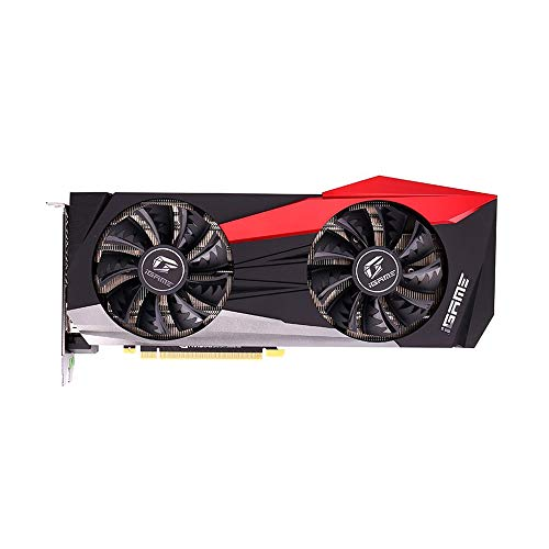 Docooler Colorful Grafikkarte GDDR6 11G GeForce RTX 2080 Ti GPU