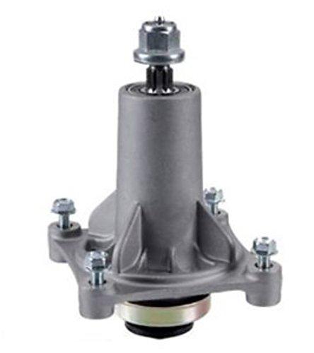 "Husqvarna 42"" 4 Bolt Mower Deck Mandrel Spindle Assembly Replaces 532187292 Fits Models YT1942 YT42LS YTA18542 YTA19K42 YTH1542XP YTH1542XPT YTH18542 YTH20B42 YTH20F42 YTH2042 YTH22V42 YTH2242"