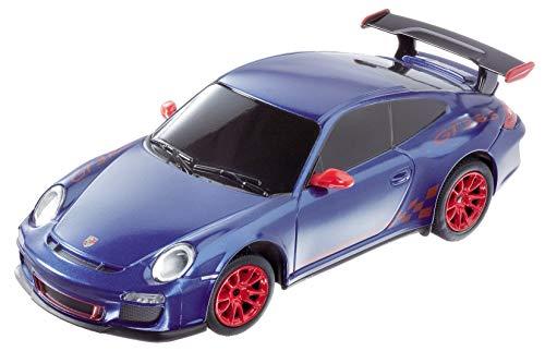 Mondo Motors - 63098 - Voiture Radio Commande - Porshe GT3 RS - Echelle 1/ 24 - Gris / Rouge