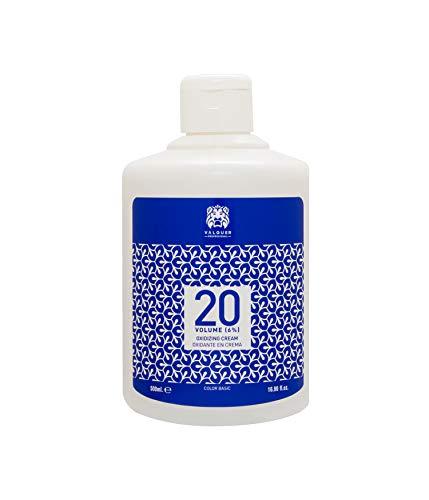 Válquer Oxigenada Estabilizada en Crema, 20 Volumenes (6%), 500 ml