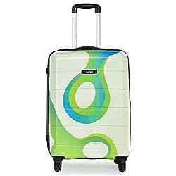 Safari Tiffany Polycarbonate 66 cms Printed Hardsided Check-in Luggage (TIFFANY654WPRN),Safari,TIFFANY654WPRN