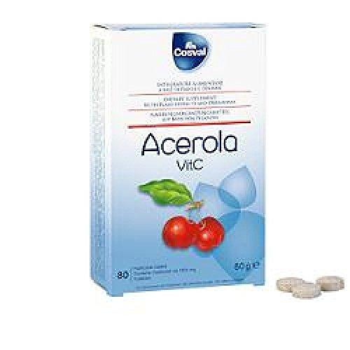 Acerola VitC 80 cps da 1000 mg Cosval
