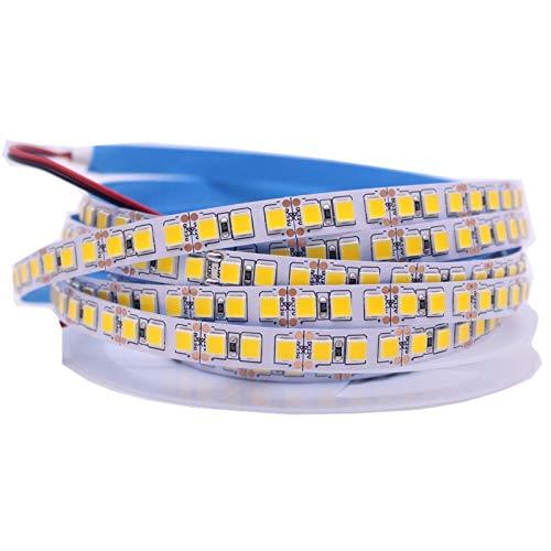H/A 5m 600 LED Strip 5054 120 LED/m Highlight LED Strip 12V Lámpara Flexible Alto Brillo IP20 IP67 LED...