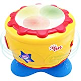Baby Toys, Infant Bongo Drum, Toddler Learning Musical Instruments, Preschool Toys for Toddlers 1-3 Kids Set, Stimulating Children's Creativity Educational Bongos Drums 18-36 Months Boys Girls