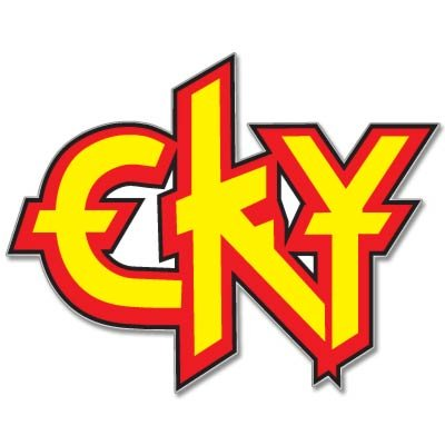 CKY Camp Kill Yourself Vynil Car Sticker Decal - Select Size