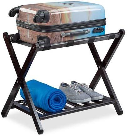 Soportes laterales para maleta