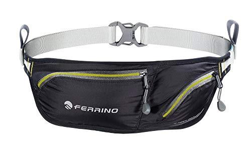 Ferrino X-Flat, Marsupio Unisex, Nero, XS