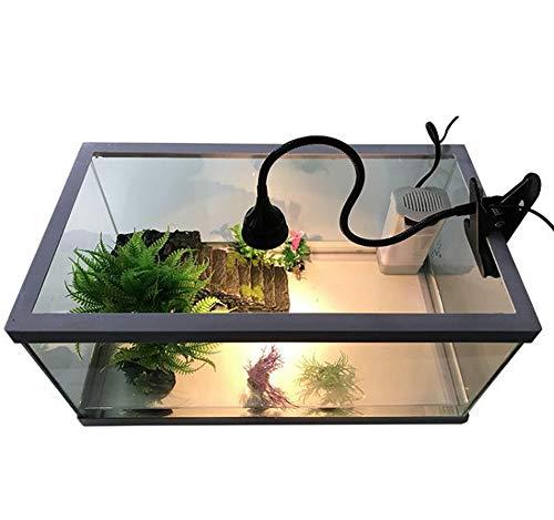 Hpybest Terrarium Reptielen Hizard Turtle Basking Lamp Halogeen Huisdier Warmte Lamp UVA UVB Basking Lamp Verlichting voor schildpadden