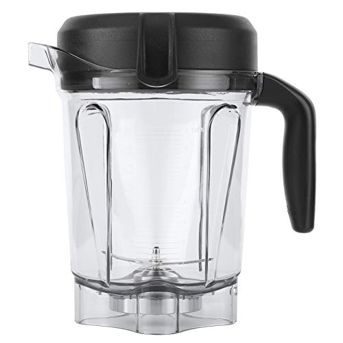 64 oz V-itamix Blender,Clear Container With a Tamper Professional-Grade for Home Use Professional High S-peed Blender for Kitchen