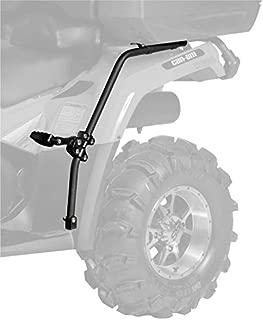 New QuadBoss ATV Fender Protector / Passenger Foot Pegs - 2014-2017 Polaris Sportsman 570