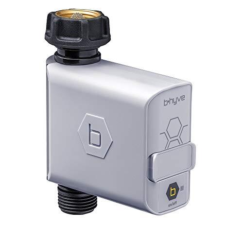 Orbit 21005 B-hyve Bluetooth Hose Faucet Timer, GRAY