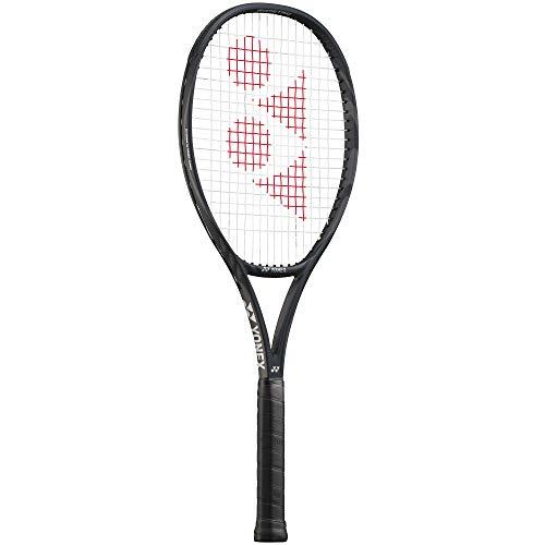 YONEX VCORE Game - Raqueta de tenis, color negro, tamaño de agarre 3: 4 3/8'