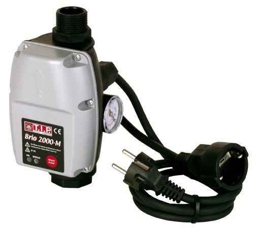 T.I.P. 30241 Elektronische Pumpensteuerung BRIO 2000 M, für alle Tauchdruck-, Tiefbrunnen-, Zisternen- und Gartenpumpen ab 1,5 bar