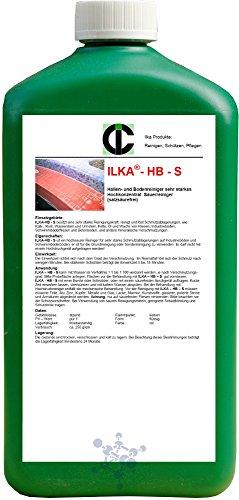 ILKA - HB-S Hallenbad- und Fliesenreiniger Hochkonzentrat, 1ltr