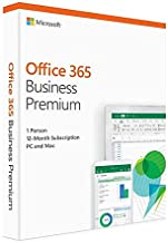 MICROSOFT OFFICE 365 BUSINESS PREMIUM 12 MONTH SUBSCRIPTION LKQ-00391