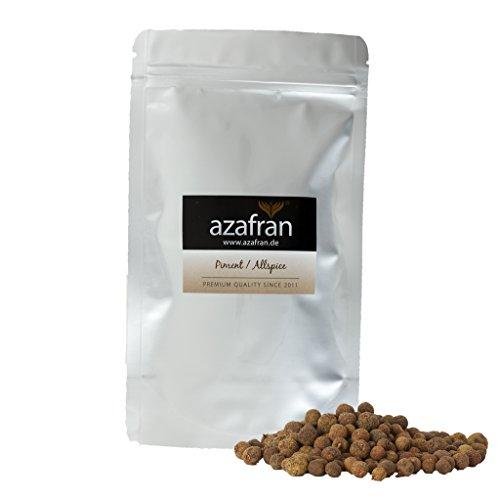 Azafran BIO Piment (ganz) Allspice Gewürz 250g