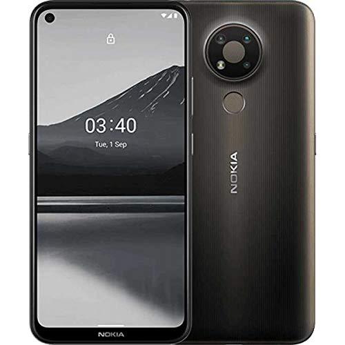 Nokia 3.4 64GB Handy, grau, Charcoal, Android 10, Dual SIM