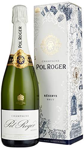 Pol Roger Champange Réserve Brut  Champagner (1 x 0.75 l)