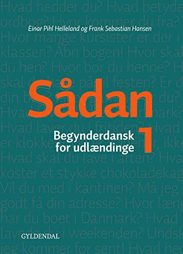Sådan 1 (A1): Kurs- und Übungsbuch + Audios online
