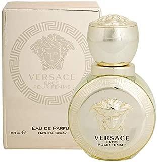 vérsace Eros Pour Femme For Women Eau de Parfum Spray 1.0 OZ./ 30 ML