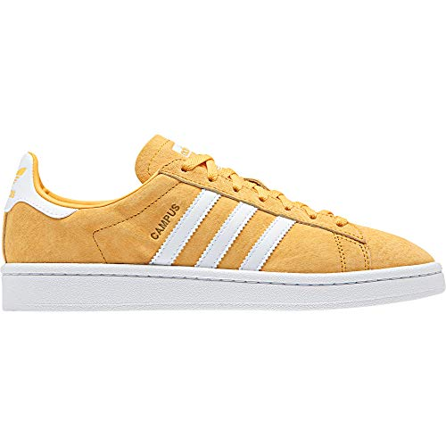 adidas Damen Campus W Sneakers,Orange (Naranja 000), 36 EU