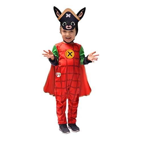 Ciao-Costume Capitan Bing Bambini unisex, 4-5 anni (Da Spalle a terra 86 cm), 11281.4-5