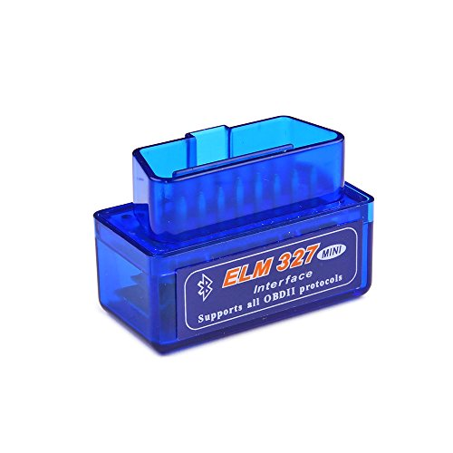 Newest Elm327 Bluetooth V1.5 Obd2 OBD Ii Auto Diagnostic Scanner Mini Adapter