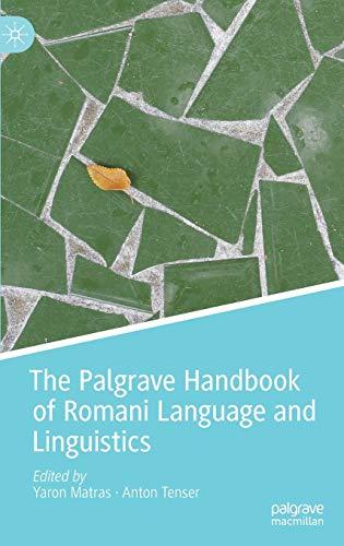The Palgrave Handbook of Romani Language and Linguistics