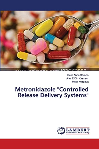 Metronidazole Controlled Release Delivery Systems