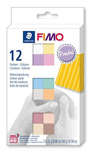 color blanco Masilla para modelar 57 g Staedtler/© FIMO/© Soft