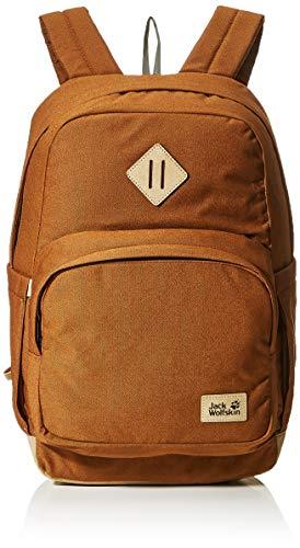 Jack Wolfskin Unisex-Erwachsene Croxley Notebook Sac a dos Notebookrucksack, Braun (Desert Brown), One Size