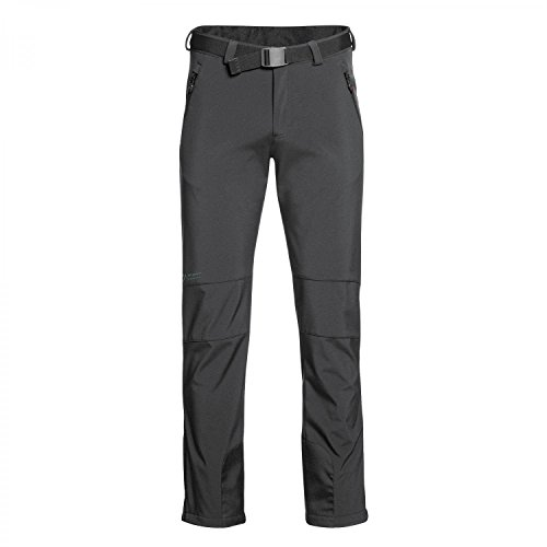 MAIER SPORTS Softshell Outdoor-Hose Tech Pants, Schwarz (black), 50