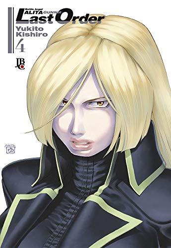 Battle Angel Alita - Last Order - Vol. 4