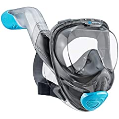 FLOWTECH ADVANCED AIR INTAKE SYSTEM- Breathe naturally and comfortably through your nose and mouth. Flowtech has two chambers and 4 intake valves to allow air to circulate in and out freely. Using one-way valves and a separate breathing chamber ensur...