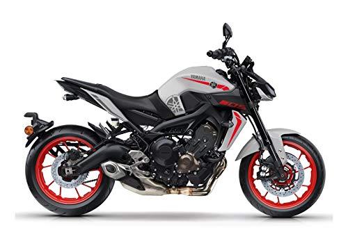 Kit DE Pegatinas Motocicleta MT-09 2018-2020 FS-MT-09-2018-2