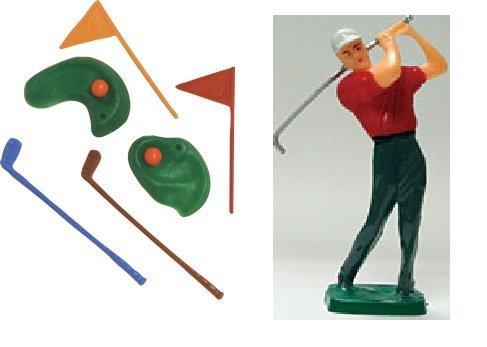 Cake Decorating Kit CupCake Decorating Kit Sports Toys (Golf Kit)