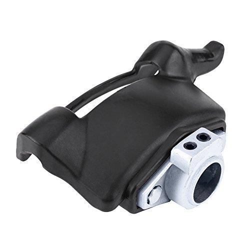 Ejoyous Cabeza de Pato Desmontadora de Cambiador de Neumáticos, 30 mm Cabezal de Montaje de Neumáticos Cabezal de Desmontaje Negro Máquina Cambiador de Neumáticos Negro, Plástico Pa66 + Acero 45#