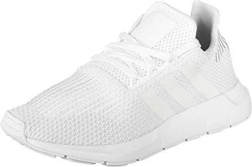 Adidas Swift Run Aq0863, Zapatillas Hombre, Negro (Core Black/Core Black/Footwear White 0), 42 EU