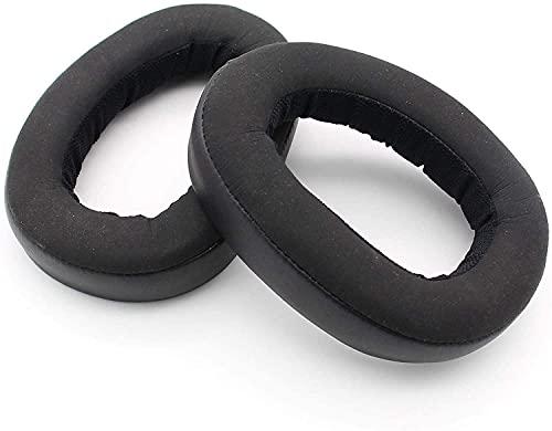 NAOGUNH Almohadillas de Repuesto para los oídos GSP 600, compatibles con los Auriculares Sennheiser GSP 600 GSP500 GSP600 (Negro)