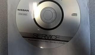 2012 NISSAN LEAF Service Repair Workshop Shop Manual CD NEW Factory