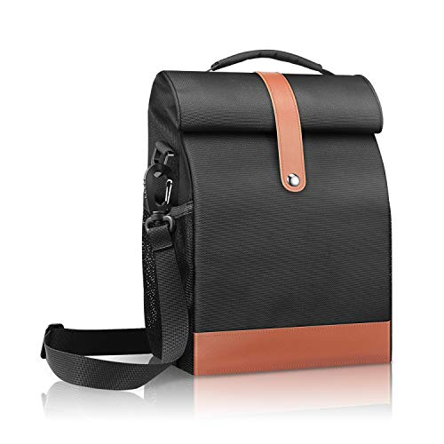 SITHON Reusable Lunch Bag | Cooler Tote Box | Waterproof and Insulated Interior | Stain Resistant...