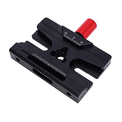 100 mm compatibile con videocamere di grandi dimensioni SUNWAYFOTO Piastra a sgancio rapido DP-610