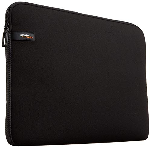 AmazonBasics Laptop beschermhoes, sleeve, voor 11,6 inch laptop, chromebook, MacBook Air