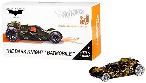 Hot Wheels id The Dark Knight Batmobile