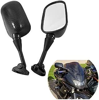 Honda Cbr 600 F4 F4I Carbon Mirrors 2005 2004 2003 2002 2001 2000 1999